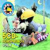 5CD-Boxen, Die große 5-CD Hörspielbox Vol. 1