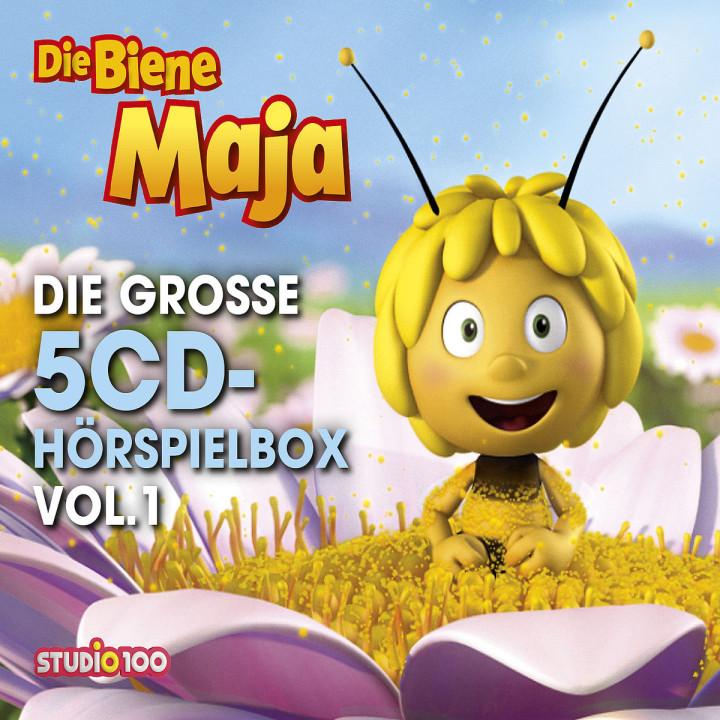 Die große 5-CD Hörspielbox Vol. 1 (CGI)