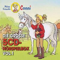 Conni, Die große 5-CD Hörspielbox Vol. 1, 00602547881335