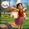 5CD-Boxen, Die große 5-CD Hörspielbox Vol. 1 (CGI)