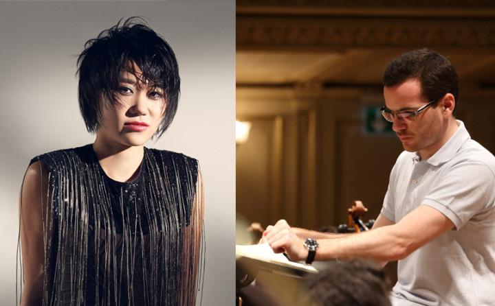 Yuja Wang, Lionel Bringuier