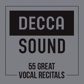 Diverse Künstler, Decca Sound - 55 Great Vocal Recitals, 00028947896791
