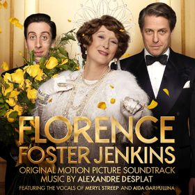 Alexandre Desplat, Florence Foster Jenkins, 00028948302017