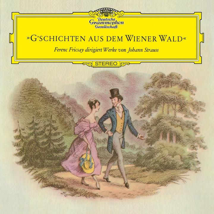 Johann Strauss: G'schichten aus dem Wienerwald