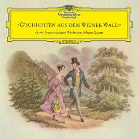 Diverse Künstler, Johann Strauss: G'schichten aus dem Wienerwald, 00028947958901