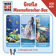 Was ist Was, Was Ist Was 3-CD Hörspielbox Vol. 5 – Die große Meeresforscher-Box, 09783788670252