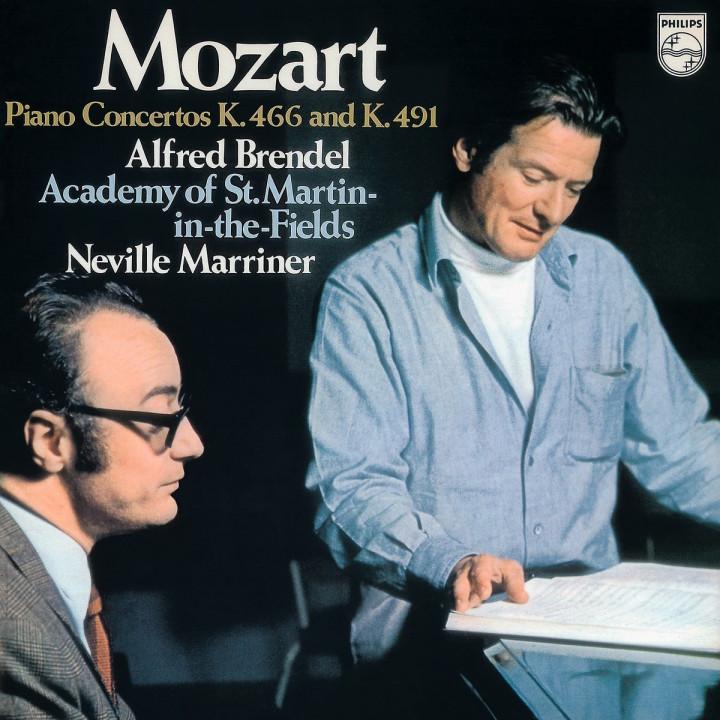 Mozarts Klavierkonzerte KV 466 / KV 491