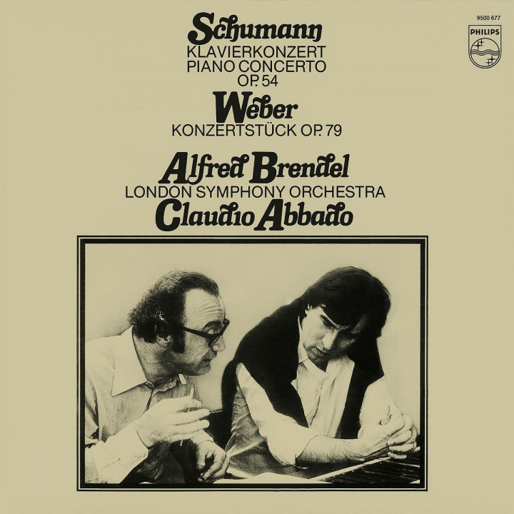 Klavierkonzert Op. 54 / Konzertstück Op. 79