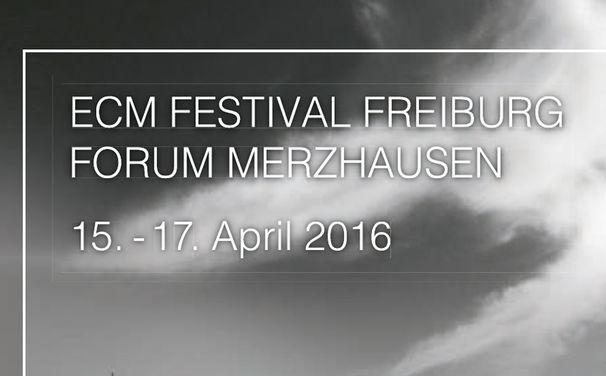 Nik Bärtsch, Vielfalt statt Eintönigkeit - ECM-Festival in Merzhausen/Freiburg