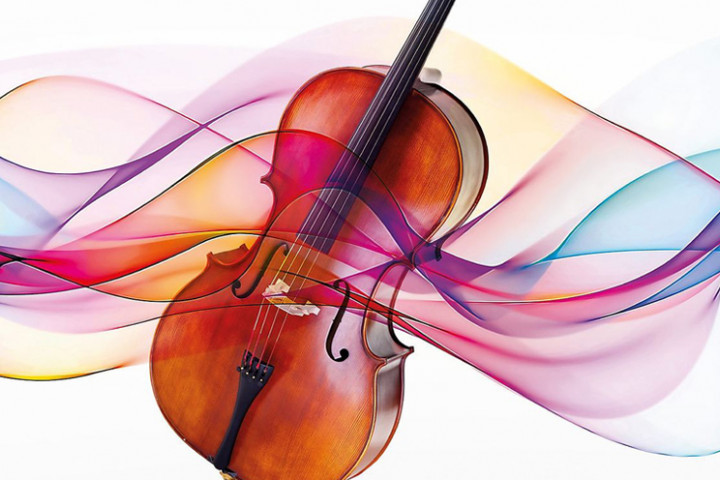 Colours of Cello
