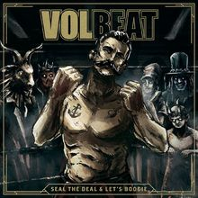 Volbeat, Seal The Deal & Let's Boogie, 00602547805706