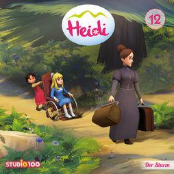 Heidi, Heidi - 12: Der Sturm u.a. ..., 00600753661185