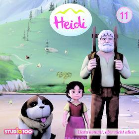 Heidi, Heidi - 11: Clara kommt, aber nicht allein u.a. (CGI), 00600753661147
