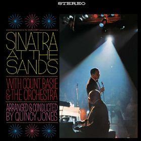 Frank Sinatra, Sinatra At The Sands (LP), 00602547704580