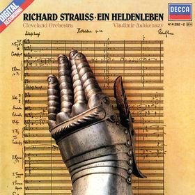 Vladimir Ashkenazy, Richard Strauss: Ein Heldenleben, 00028948302208