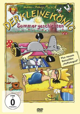Der kleine König, Der kleine König - Sommergeschichten, 00602498771839