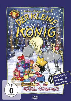 Der kleine König, Der kleine König - oh du fröhliche Winterzeit, 00602498717943