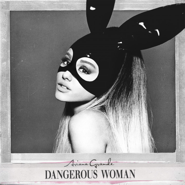 Ariana Grande - Dangerous Woman (Deluxe Cover)
