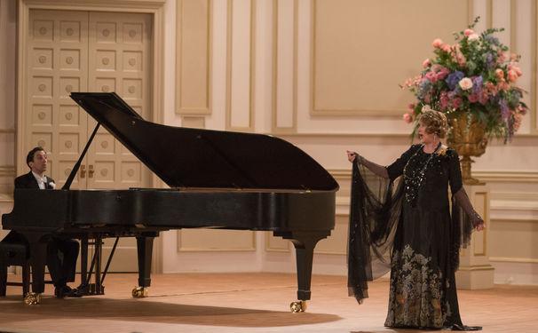 Alexandre Desplat, Vorhang auf: Diese Woche kommt Florence Foster Jenkins  in die deutschen Kinos