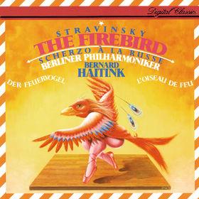 Bernard Haitink, Stravinsky: The Firebird; Scherzo à la russe, 00028948304516