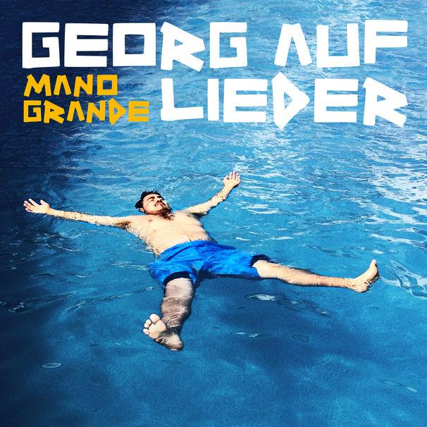 Georg auf Lieder, Mano Grande Albumcover