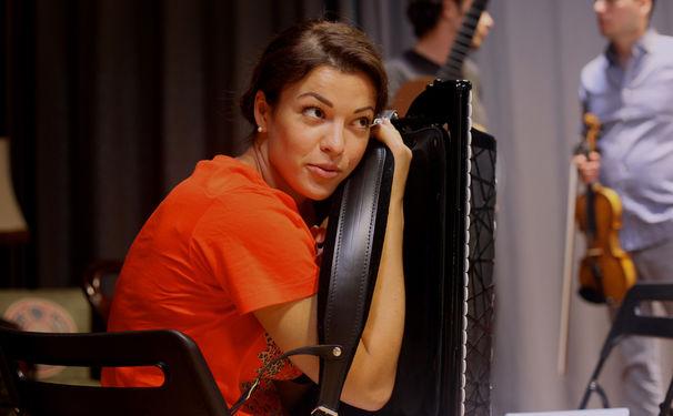 Ksenija Sidorova, Ksenija Sidorova haucht Bizets Carmen auf dem Akkordeon neues Leben ein