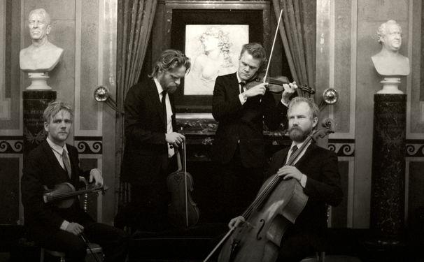 Danish String Quartet, Energiegeladen – Das Dänische Streichquartett debütiert bei ECM