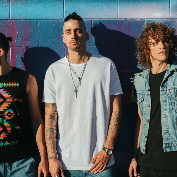 Cheat Codes Pressebilder 2016
