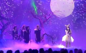 Jamie-Lee, Jamie-Lee begeisterte auf dem ECHO2016 mit ihrem Song Ghost