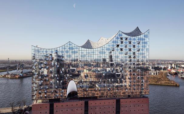 Diverse Künstler, Glänzender Auftakt - Das Programm der 1. Saison der Hamburger Elbphilharmonie lockt mit großem Staraufgebot