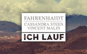 Fahrenhaidt, Die neue Single Ich lauf von Fahrenhaidt (feat. Cassandra Steen & Vincent Malin)