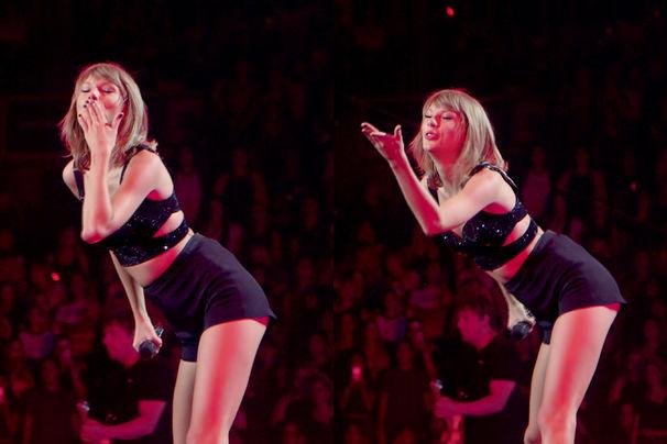 Taylor Swift, Taylor Swift - New Romantics