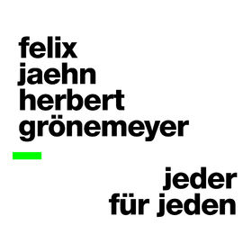 Felix Jaehn, Jeder für Jeden, 00602547923608