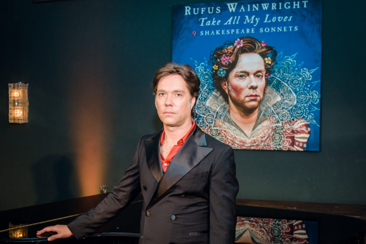 Rufus Wainwright im Soho House Berlin, April 2016