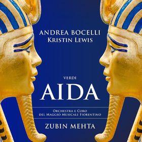 Andrea Bocelli, Verdi: Aida, 00028948300754