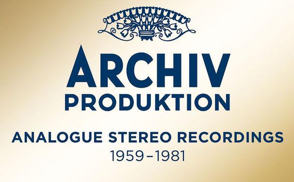 Diverse Künstler, Glanzjahre der Archiv Produktion – Limitierte Edition mit Aufnahmeklassikern