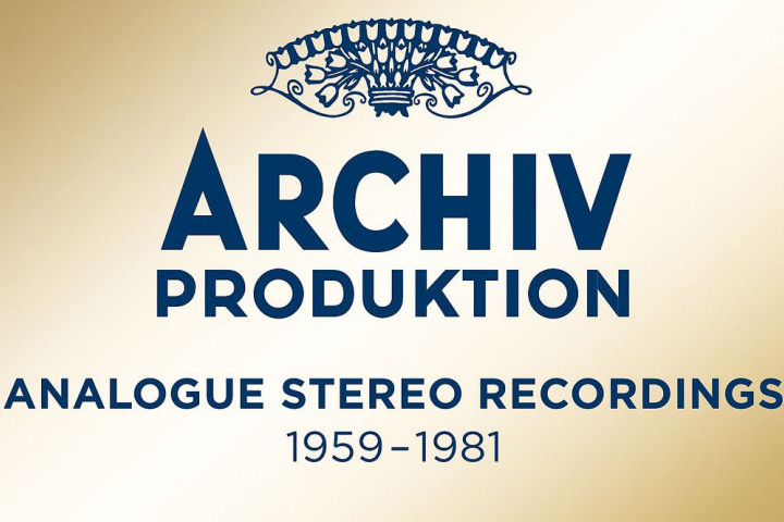 Archiv Produktion - Analogue Stereo Recordings 1959 - 1981