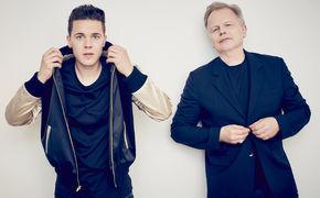 Felix Jaehn, Der ARD EM-Song 2016 steht fest: Jeder für Jeden von Felix Jaehn und Herbert Grönemeyer