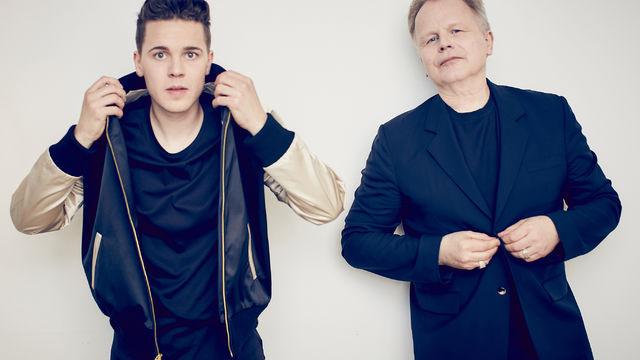 Felix Jaehn, Felix Jaehn und Herbert Grönemeyer präsentieren gemeinsame Single Jeder für Jeden samt Lyric-Video