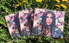 Dua Lipa, Gewinnt von Dua Lipa signierte Be The One CDs