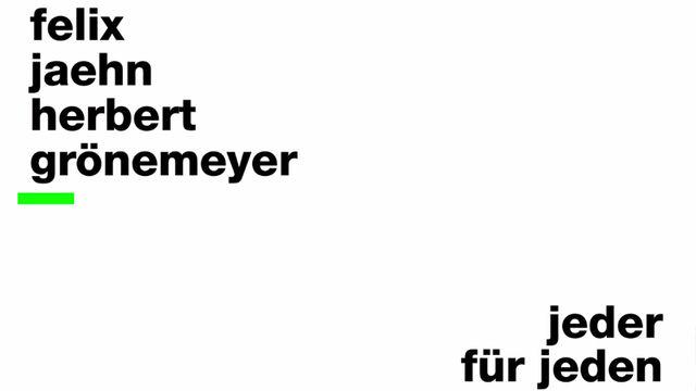Felix Jaehn, Jeder für Jeden feat. Herbert Grönemeyer