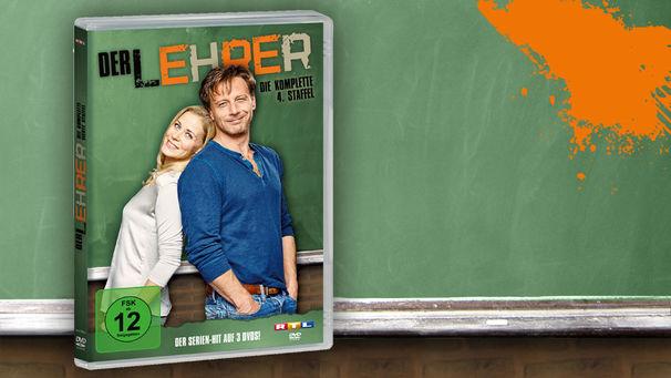 Der Lehrer, Die komplette vierte Staffel von Der Lehrer jetzt auf DVD
