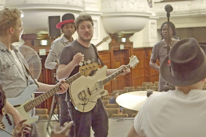 Mumford & Sons - Johannesburg (EP Trailer)