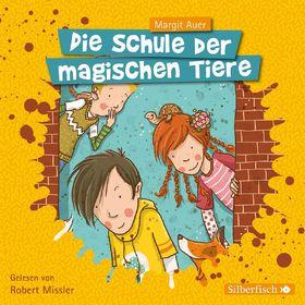 Robert Missler, Margit Auer: Die Schule der magischen Tiere, 09783867422840