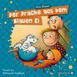 Various Artists, Katharina Thalbach: Nina Blazon - Der Drache aus dem blauen Ei, 09783867422901