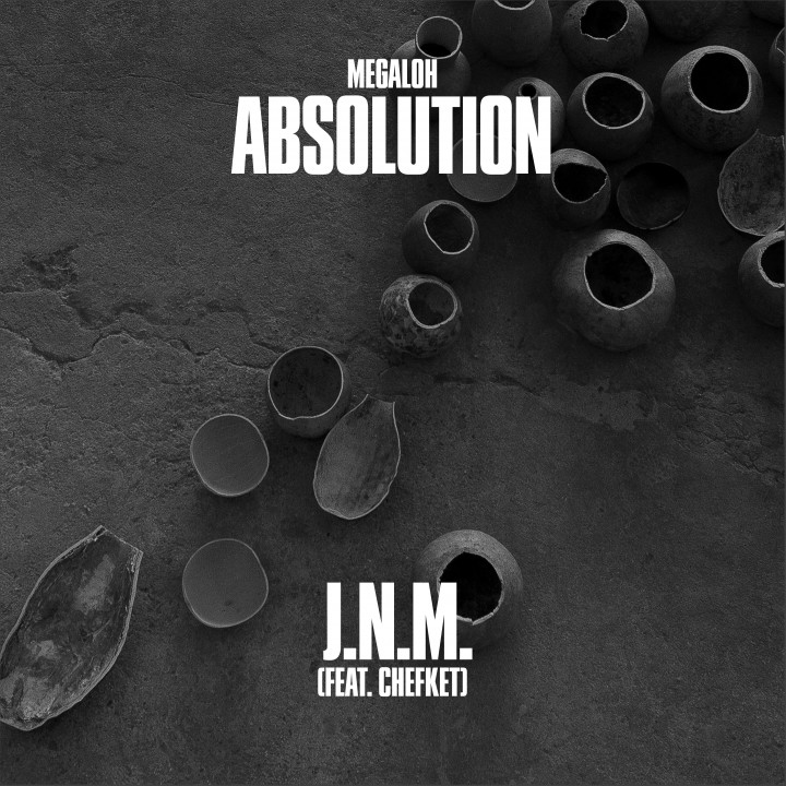 Megaloh Absolution 2016 Cover
