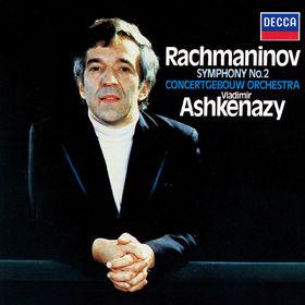 Vladimir Ashkenazy, Rachmaninov: Symphony No. 2, 00028948302710
