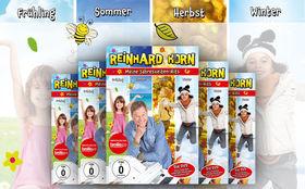 Reinhard Horn, Gewinnt eine von fünf Meine Jahreszeiten-Hits – die DVD von Reinhard Horn