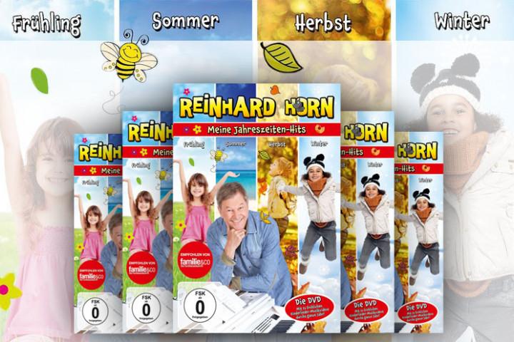 Reinhard Horn_Jahreszeiten-Hits_Gewinnspiel