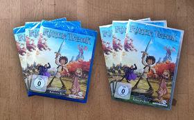 Deine Freunde, Ritterliches Gewinnspiel: Gewinnt eine Ritter Trenk DVD oder Blu-Ray